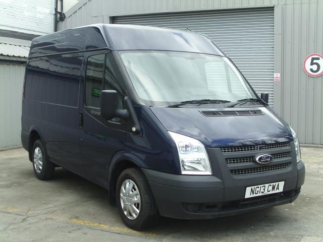 2013 Ford Transit Medium Roof Van Tdci 100Ps (NG13CWA)