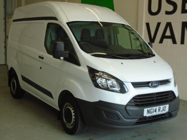 2014 Ford Transit Custom 290 L1 DIESEL FWD 2.2  TDCI 100PS HI ROOF VAN EURO 5 (NG14RJO)