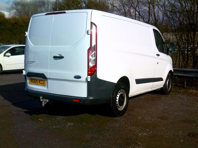 2015 Ford Transit Custom 2.2 Tdci 100Ps Low Roof Van Euro 5 (NG64KCU) Image 8