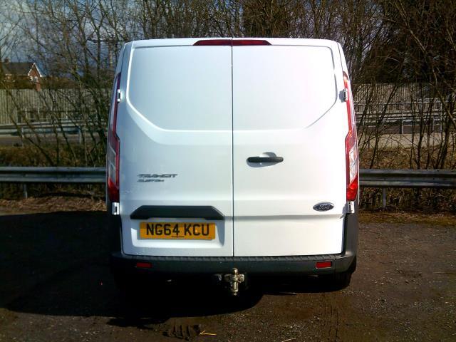 2015 Ford Transit Custom 2.2 Tdci 100Ps Low Roof Van Euro 5 (NG64KCU) Image 6