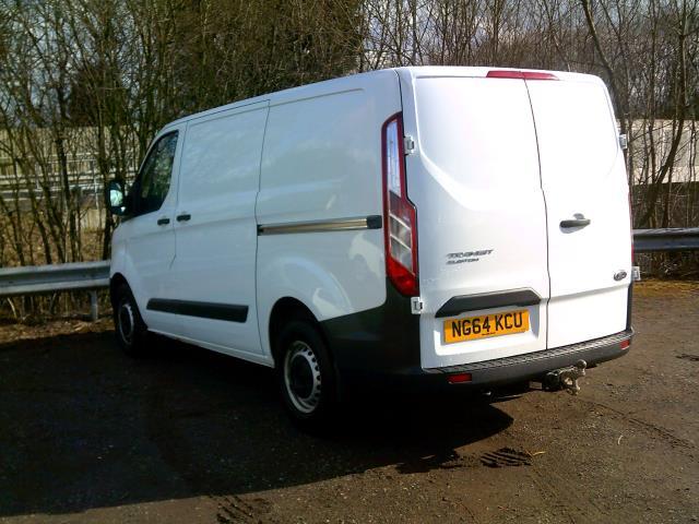 2015 Ford Transit Custom 2.2 Tdci 100Ps Low Roof Van Euro 5 (NG64KCU) Image 7