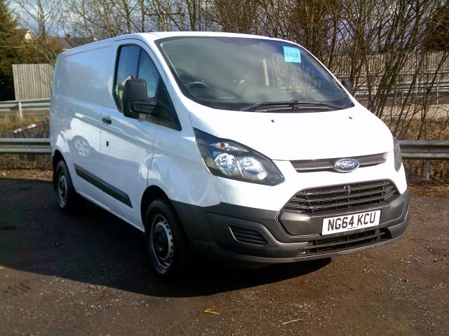2015 Ford Transit Custom 2.2 Tdci 100Ps Low Roof Van (NG64KCU)