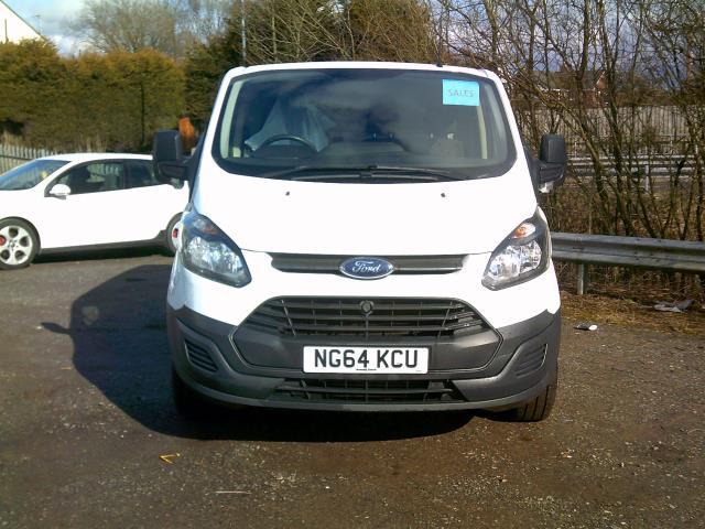 2015 Ford Transit Custom 2.2 Tdci 100Ps Low Roof Van Euro 5 (NG64KCU) Image 2