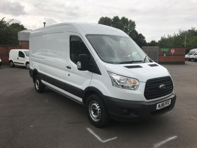 2016 Ford Transit  350 L3 H2 VAN 125PS EURO 5 (NJ16FFZ)