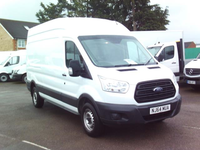 2014 Ford Transit  T350 L3 H3  125PS VAN (NJ64MUA)