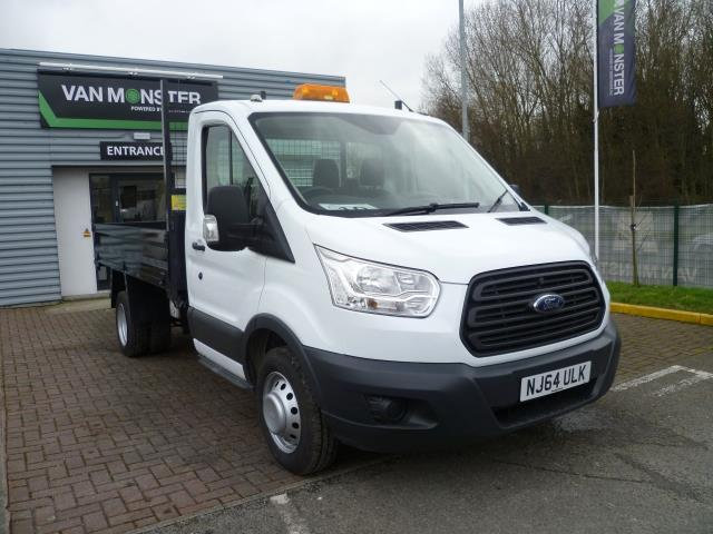 2014 Ford Transit 2.2 Tdci 100Ps T350 Tipper (NJ64ULK)