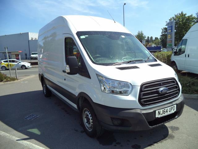 2014 Ford Transit L3 H3 2.2 Tdci 125Ps Van Euro 5 (NJ64UPD)