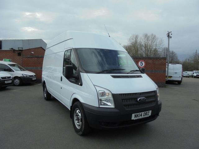 2014 Ford Transit High Roof Van Tdci 100Ps Euro 5 (NK14ORZ)