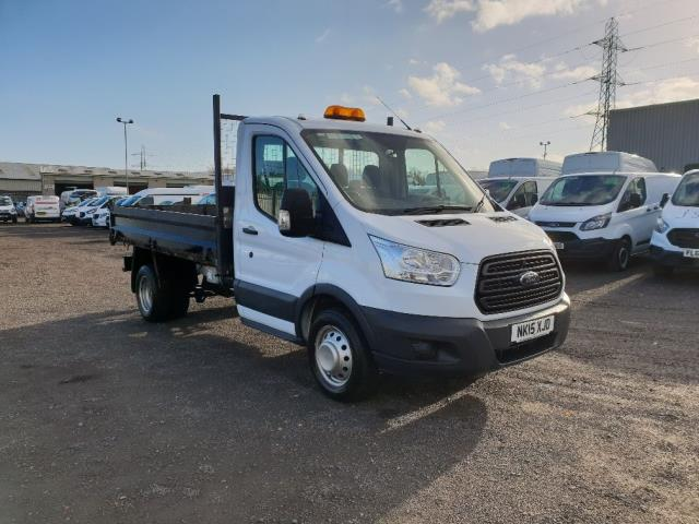 2015 Ford Transit 2.2 Tdci 125Ps Tipper *VALUE RANGE VEHICLE CONDITION REFLECTED IN PRICE* (NK15XJD)