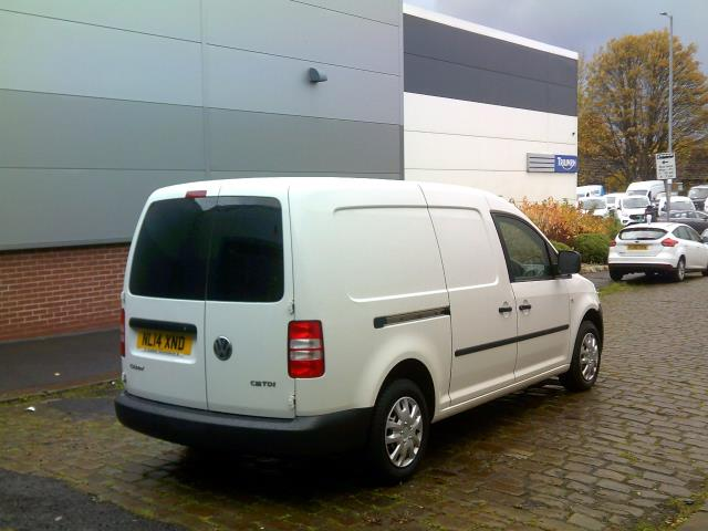 2014 Volkswagen Caddy Maxi 1.6 102PS STARTLINE EURO 5 (NL14XND) Image 3