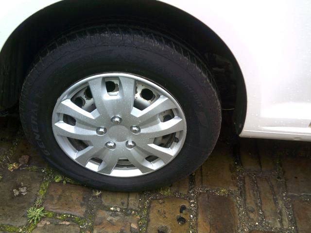 2014 Volkswagen Caddy Maxi 1.6 102PS STARTLINE EURO 5 (NL14XND) Image 8