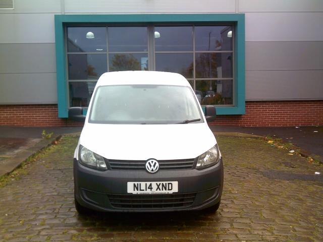 2014 Volkswagen Caddy Maxi 1.6 102PS STARTLINE EURO 5 (NL14XND) Image 2