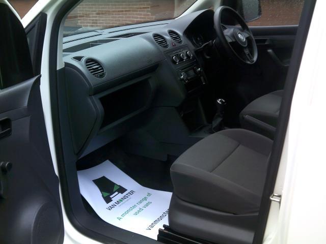 2014 Volkswagen Caddy Maxi 1.6 102PS STARTLINE EURO 5 (NL14XND) Image 9