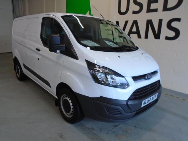 2014 Ford Transit Custom 2.2 Tdci 100Ps Low Roof Van (NL64AKY)