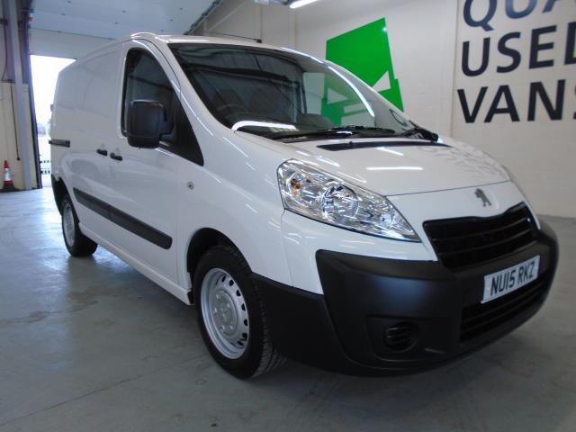 2015 Peugeot Expert 1000 1.6 Hdi 90 H1 Van (NU15RKZ)