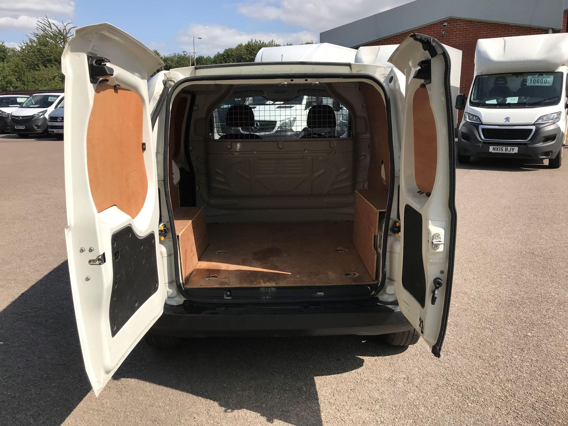 2016 Peugeot Bipper 1.3 Hdi 75 S Plus Pack [Sld] Euro 5 (NU16HFJ) Image 11