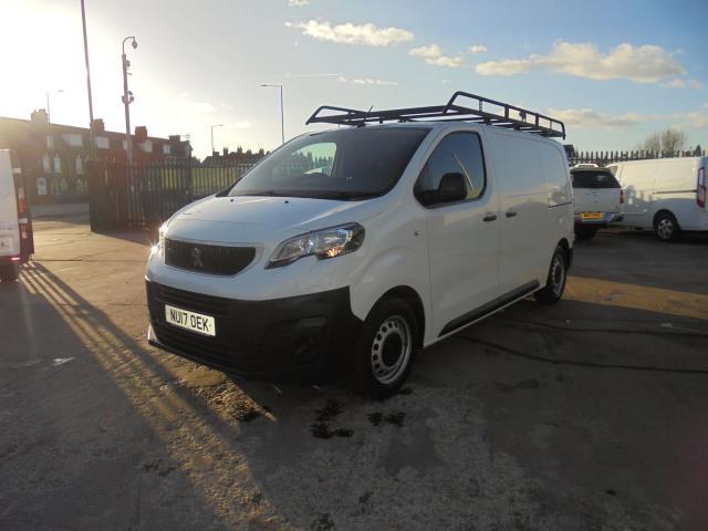 2017 Peugeot Expert 1000 1.6 Bluehdi 95 S Van (NU17OEK)