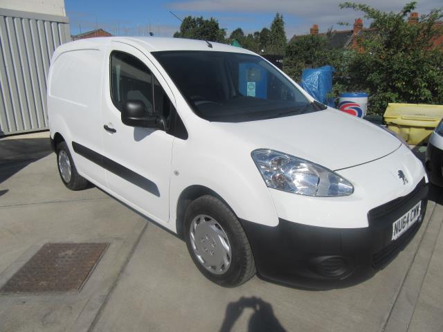 2014 Peugeot Partner 850 S 1.6 Hdi 92 Van [Sld] (NU64CWW)