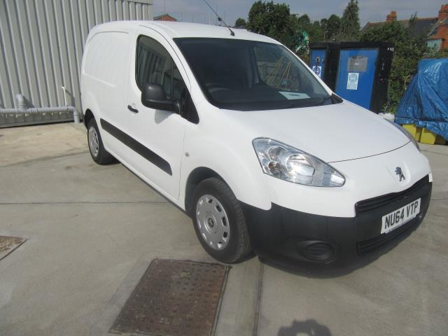 2014 Peugeot Partner 850 S 1.6 Hdi 92 Van [Sld] (NU64VTP)