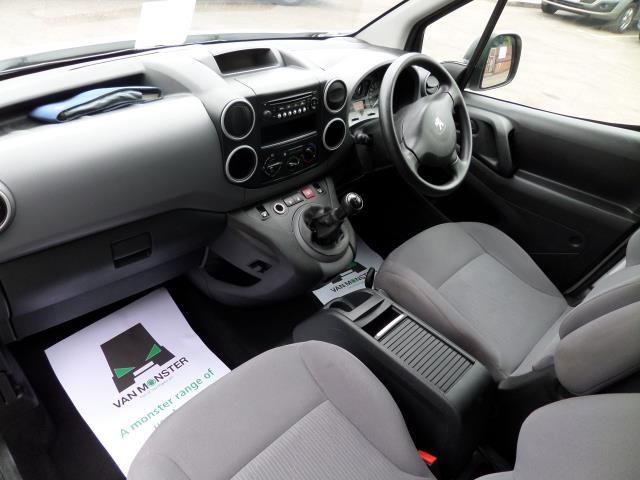2014 Peugeot Partner L1 850 S 1.6 92PS (SLD) EURO 5 (NU64XMY) Image 8