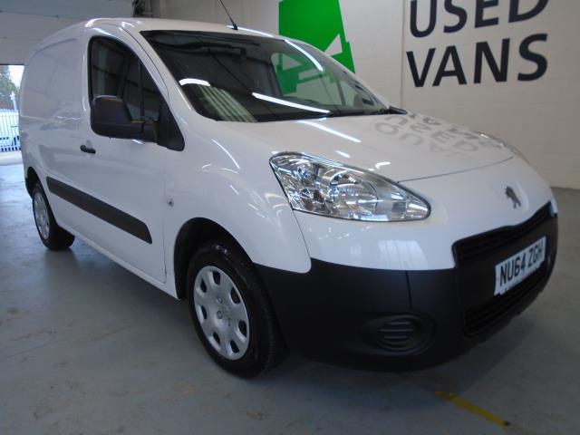 2014 Peugeot Partner L1 850 SE 1.6 92PS EURO 5 (NU64ZGH)