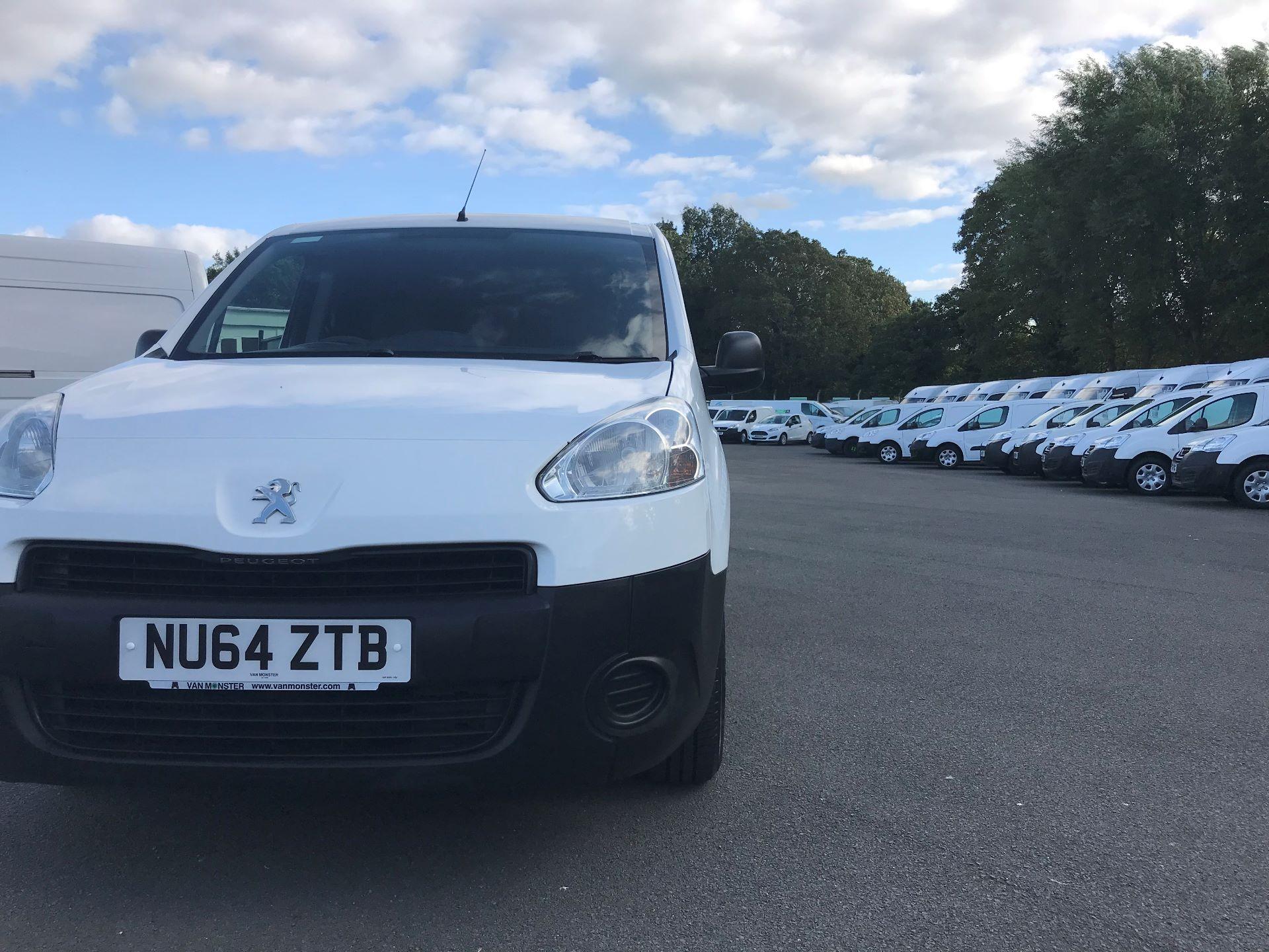 2014 Peugeot Partner L1 850 S 1.6 92PS (SLD) EURO 5 (NU64ZTB) Image 14
