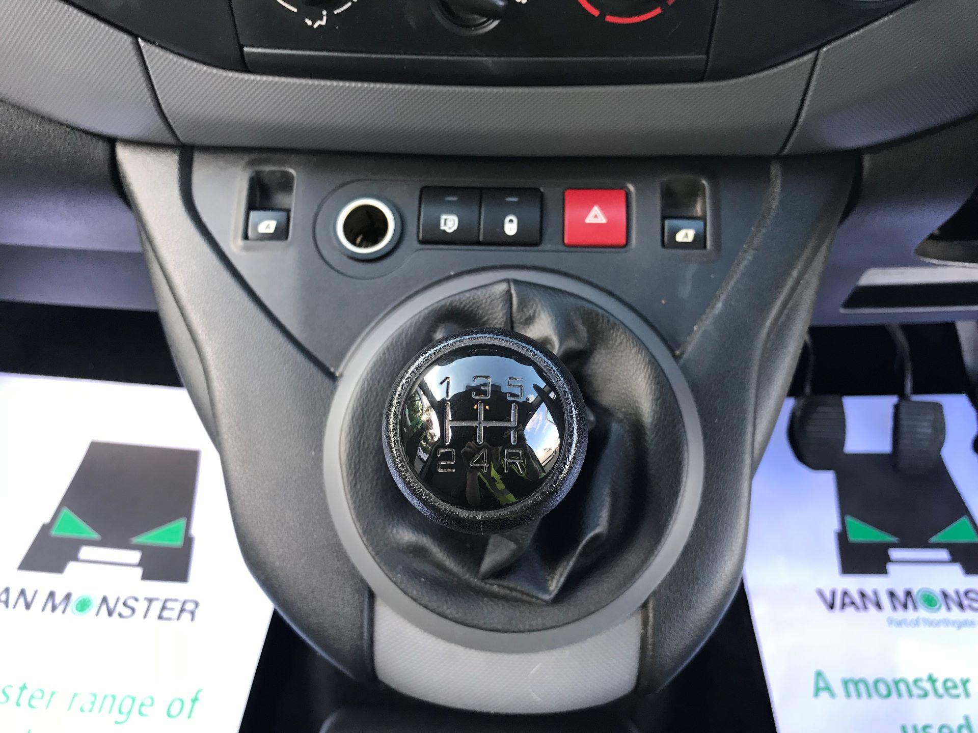 2014 Peugeot Partner L1 850 S 1.6 92PS (SLD) EURO 5 (NU64ZTB) Image 25