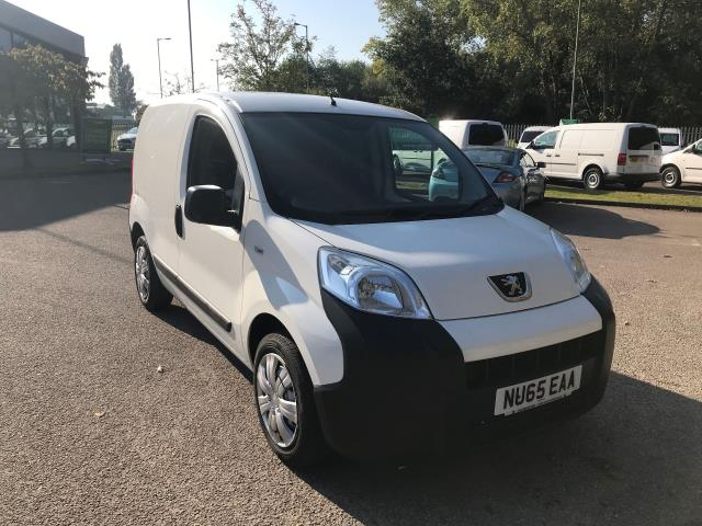 2015 Peugeot Bipper 1.3 HDI 75 S PLUS PACK NON S/S EURO 5 (NU65EAA)