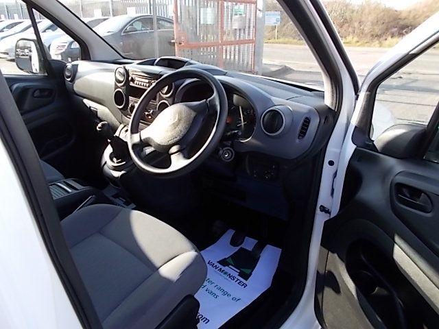2015 Peugeot Partner L1 850 S 1.6 92PS (SLD) EURO 5 (NU65XAX) Image 14