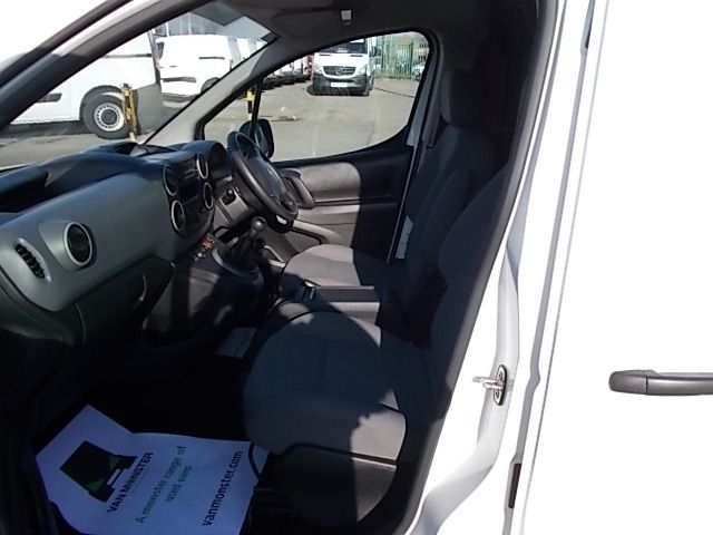 2015 Peugeot Partner L1 850 S 1.6 92PS (SLD) EURO 5 (NU65XAX) Image 12
