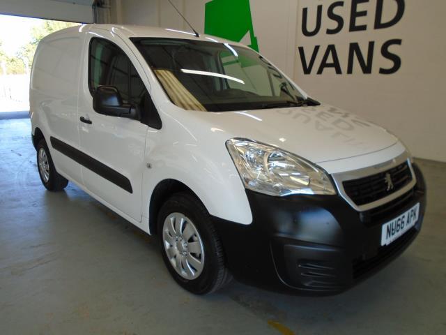 2016 Peugeot Partner L1 850 S 1.6 92PS (SLD) EURO  (NU66APK)
