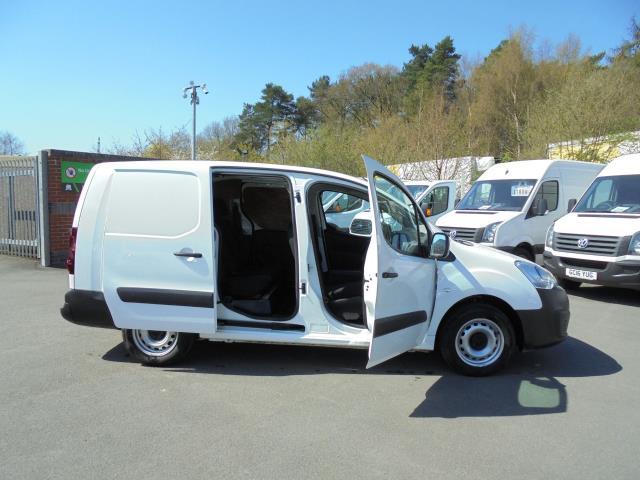 2017 Peugeot Partner L2 715 S 1.6 92PS CREW VAN EURO 5 (NU66BBJ) Image 5