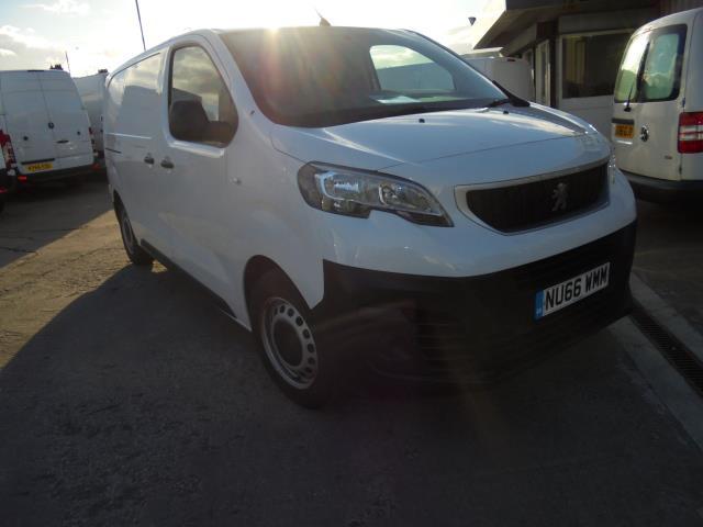 2016 Peugeot Expert 1000 1.6 Bluehdi 95 S Van (NU66WMM)