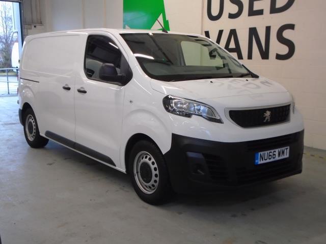 2016 Peugeot Expert 1000 1.6 Bluehdi 95 S Van (NU66WMT)