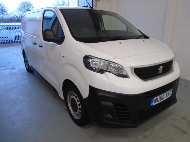 2016 Peugeot Expert 1000 1.6 Bluehdi 95 S Van (NU66XKD)