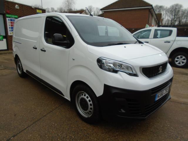 2016 Peugeot Expert 1000 1.6 Bluehdi 95 Professional Van Euro 6 (NU66ZBE)