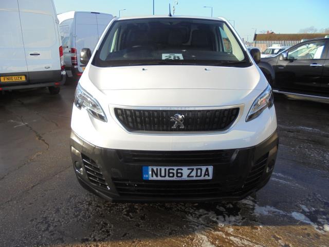2016 Peugeot Expert 1000 1.6 Bluehdi 95 Professional Van (NU66ZDA)