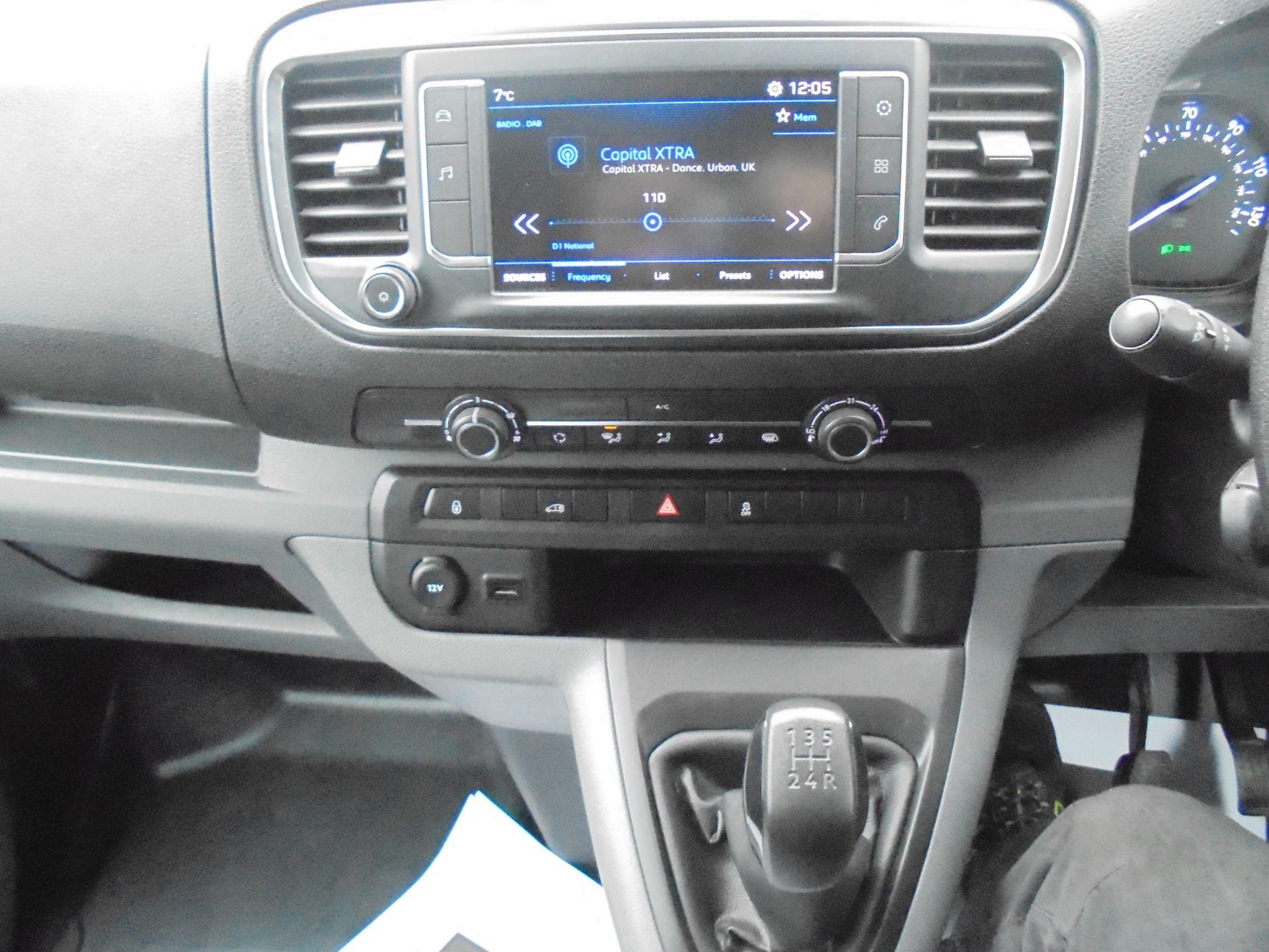 2018 Peugeot Expert STANDARD 1000 1.6 BLUEHDI 95 PROFESSIONAL EURO 6 (NU68HBH) Image 13