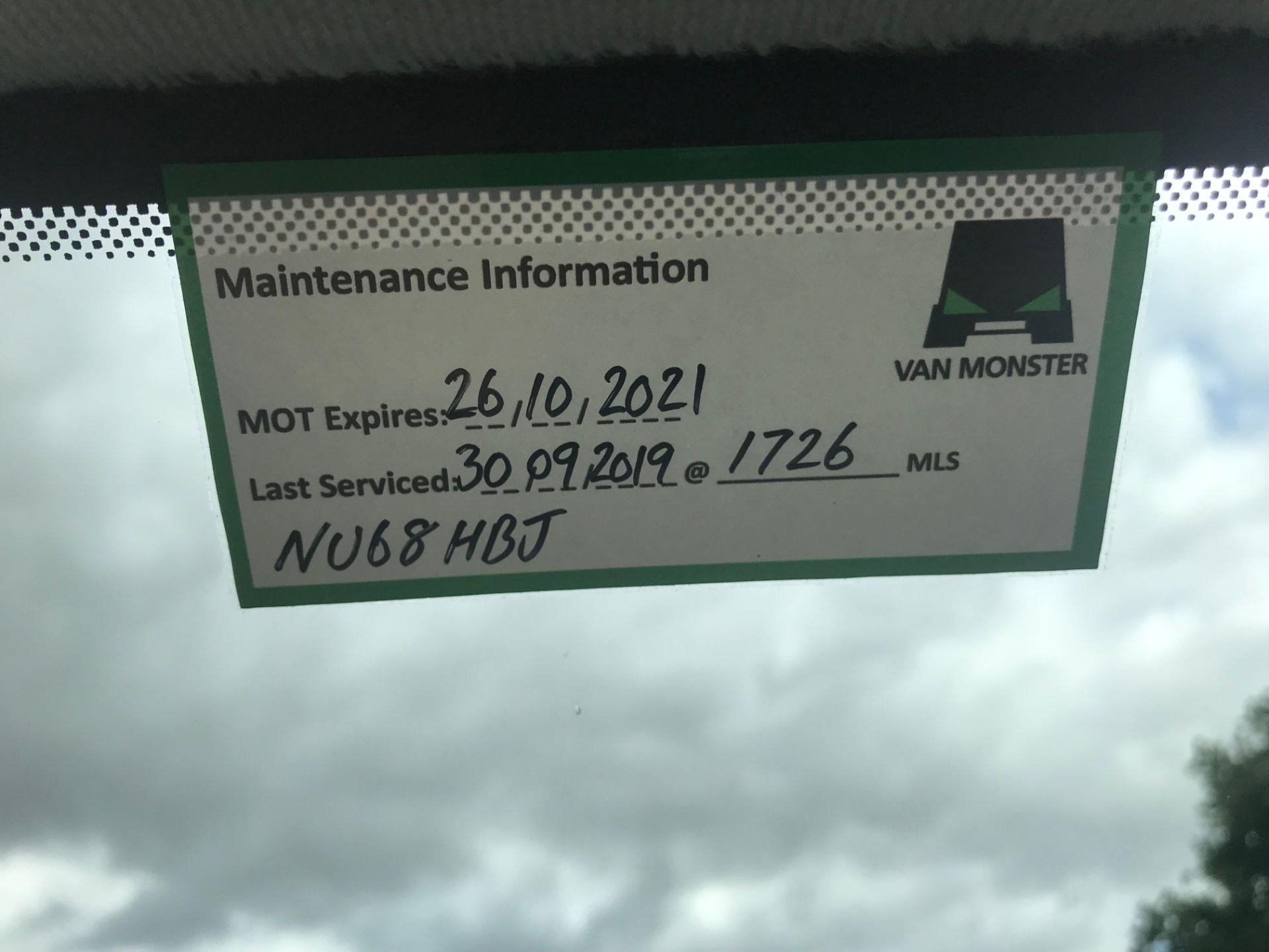 2018 Peugeot Expert 1000 1.6 Bluehdi 95 Professional Van (NU68HBJ) Image 35
