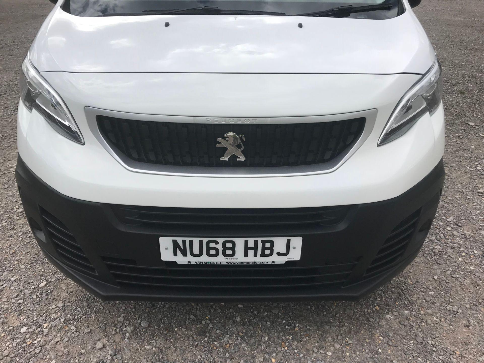 2018 Peugeot Expert 1000 1.6 Bluehdi 95 Professional Van (NU68HBJ) Image 15