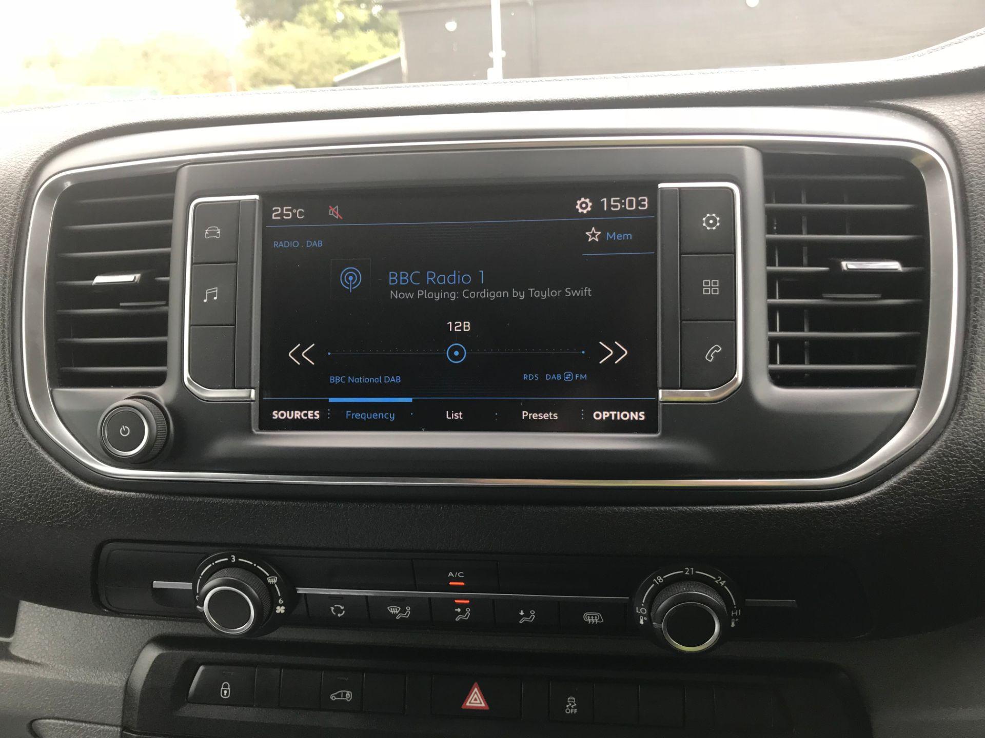 2018 Peugeot Expert 1000 1.6 Bluehdi 95 Professional Van (NU68HBJ) Image 28