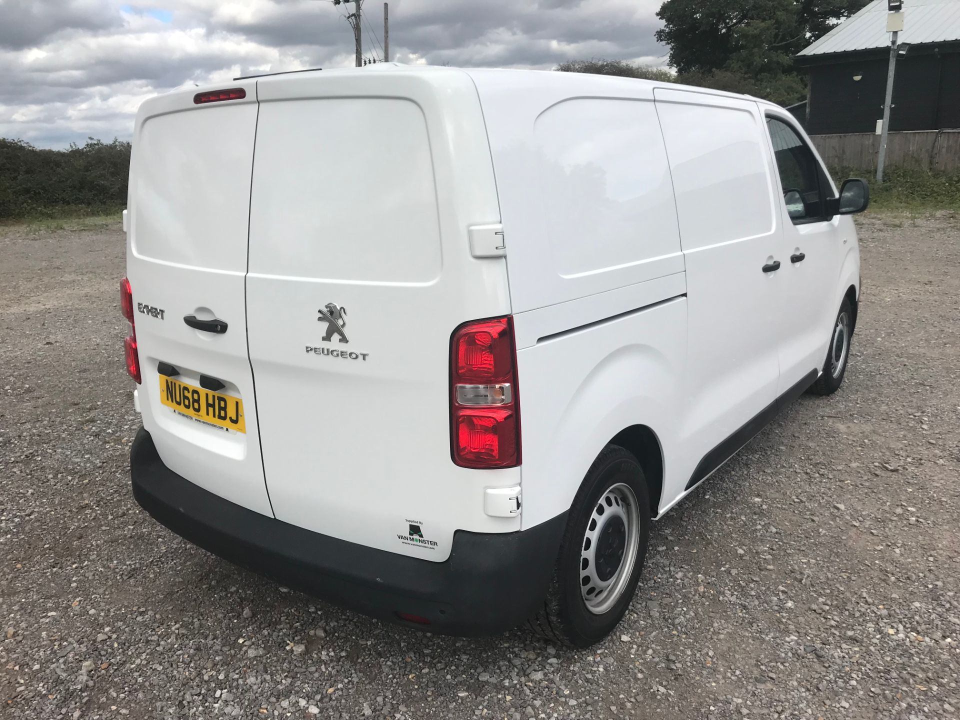 2018 Peugeot Expert 1000 1.6 Bluehdi 95 Professional Van (NU68HBJ) Image 4