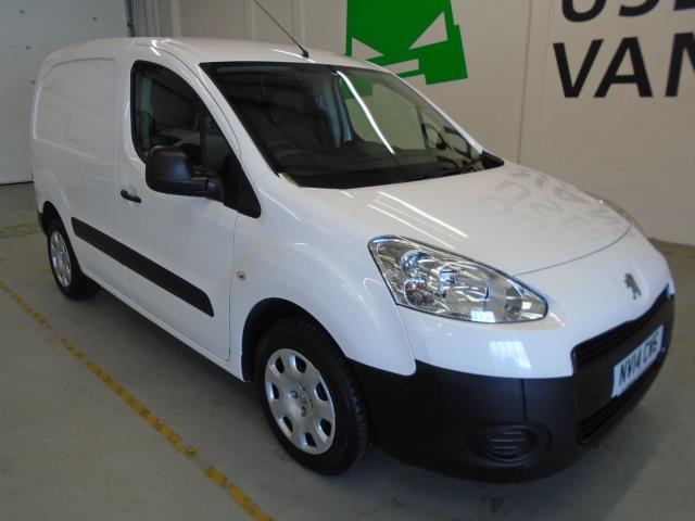 2014 Peugeot Partner L1 850 S 1.6 92PS (SLD) EURO 5 (NV14CWE) Image 1