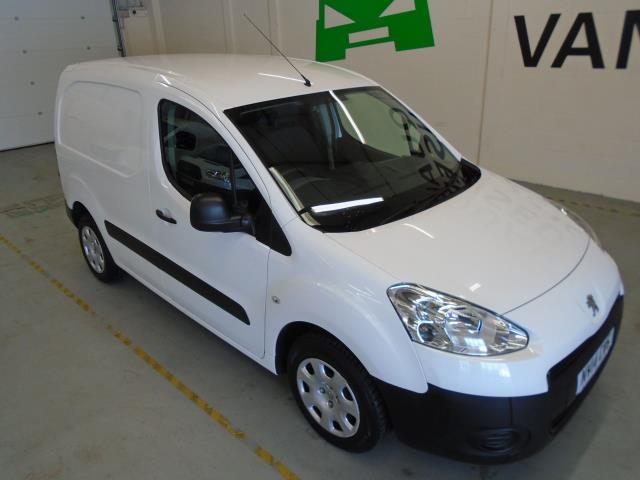 2014 Peugeot Partner L1 850 S 1.6 92PS (SLD) EURO 5 (NV14CWE) Image 19