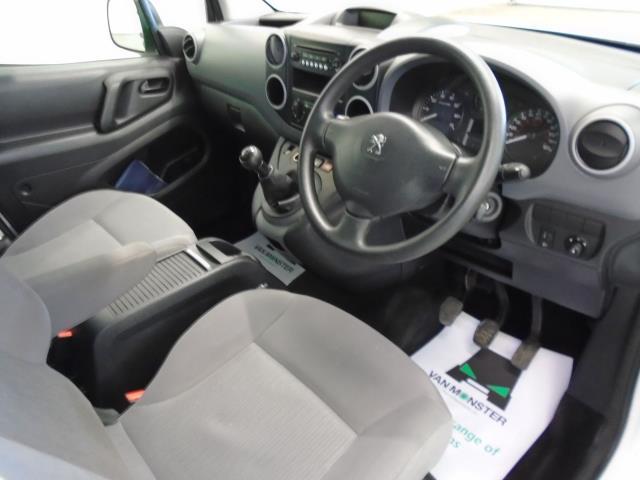 2014 Peugeot Partner L1 850 S 1.6 92PS (SLD) EURO 5 (NV14CWE) Image 20