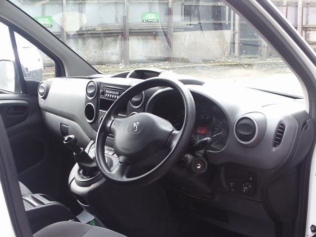 2015 Peugeot Partner L1 850 S 1.6 92PS (SLD) EURO 5 (NV15XCU) Image 18