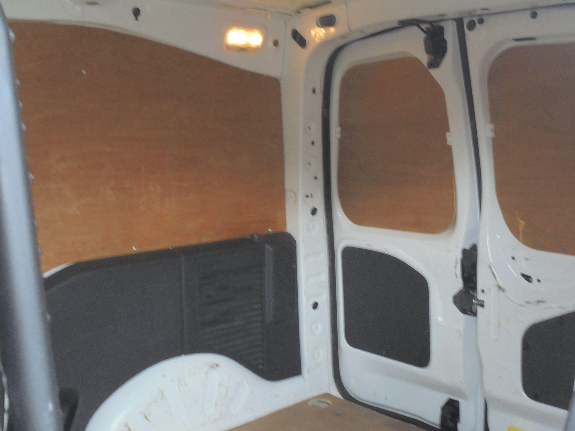 2017 Peugeot Partner 850 1.6 Bluehdi 100 Professional Van [Non Ss] (NV17WHR) Image 7