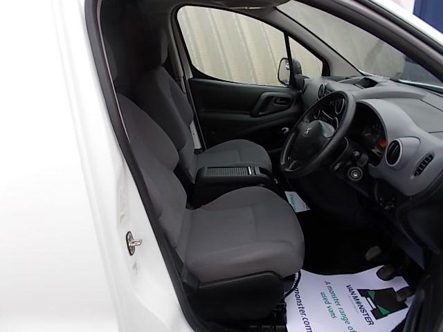 2014 Peugeot Partner L1 850 S 1.6 92PS (SLD) EURO 5 (NV64FDJ) Image 19