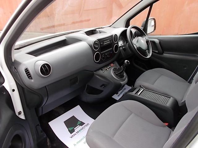 2014 Peugeot Partner L1 850 S 1.6 92PS (SLD) EURO 5 (NV64FDJ) Image 17