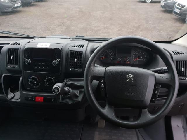2016 Peugeot Boxer L3 H2 2.2 130PS EURO 5 (NV65WXA) Image 14
